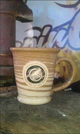JumpinGoat Hand Thrown Pottery S-Mug