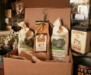 JumpinGoat Coffee and Nora Mill Breakfast Box